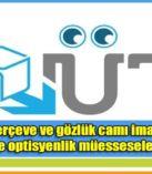 Gözlük çerçeve ve gözlük camı imalatçıları ithalatçıları ve optisyenlik müesseseleri için duyuru