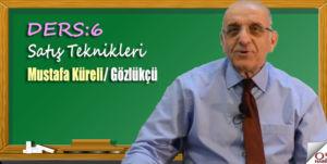 Satış Teknikleri/ Mustafa Küreli