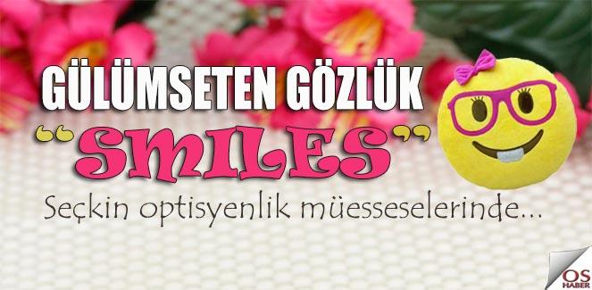"""Gülümseten Gözlük """"Smiles"""""""