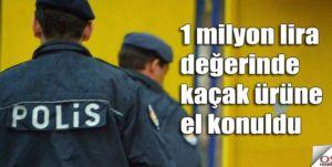 Fatih'te 30 iş yerine polis baskını