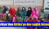 Afrika da 10 Milyon Gözlük Dağıtılacak