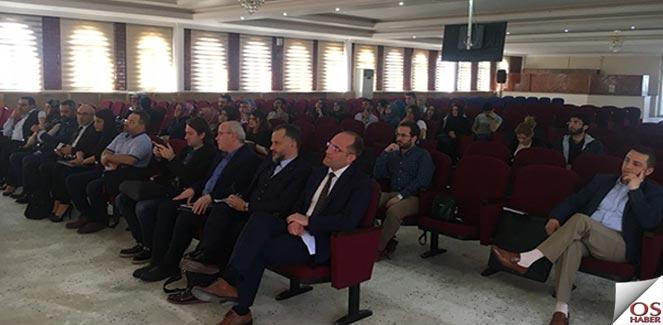 Optisyenlik Öğrencileri ile Optisyenlik Sektörünü Kaynaştırma Toplantısı Düzenlendi
