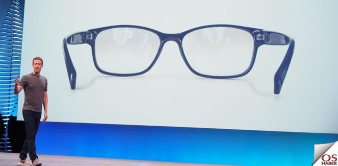 Facebook, Ray-Ban ile Birlikte Akıllı Gözlük Geliştiriyor