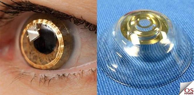 İşte karşınızda ilk teleskopik kontak lens