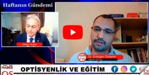 Türkiye' de Optisyenlik Eğitimi